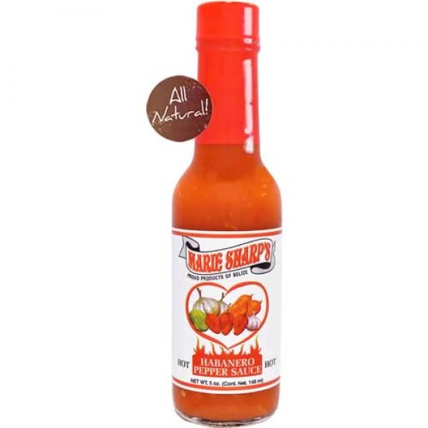 Marie Sharps Habanero Sauce