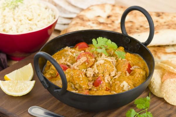 Lamb Curry (Karahi Gosht)