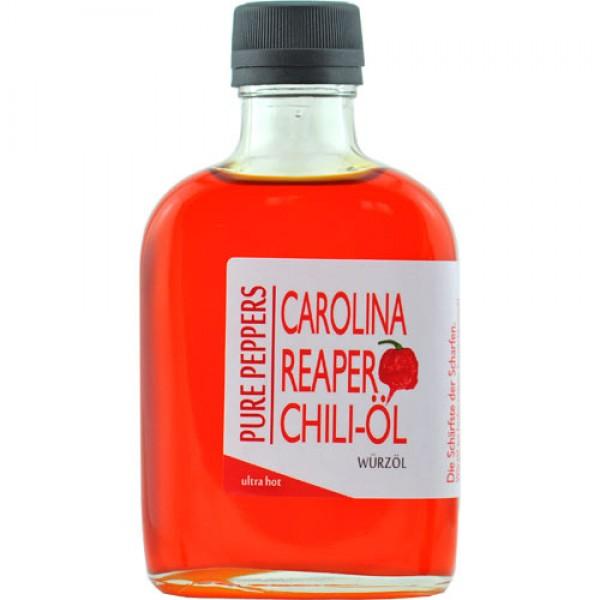 Carolina Reaper Chili Oil