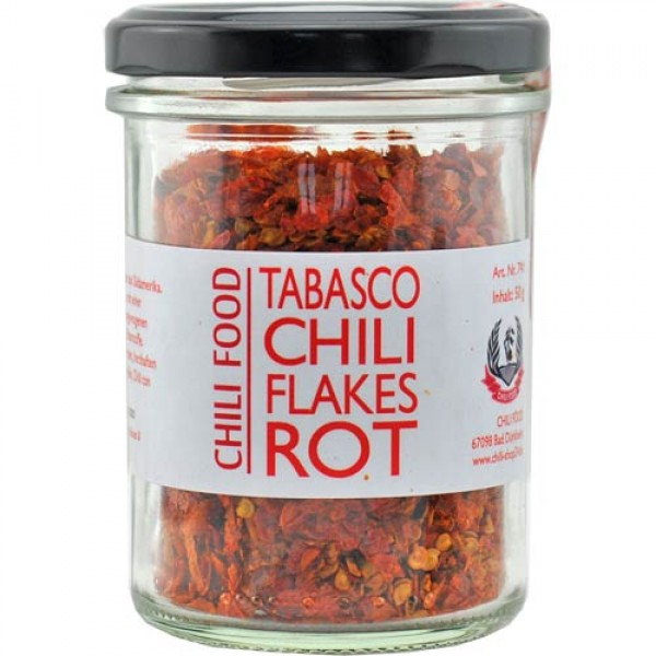 Red Tabasco Chili Flakes