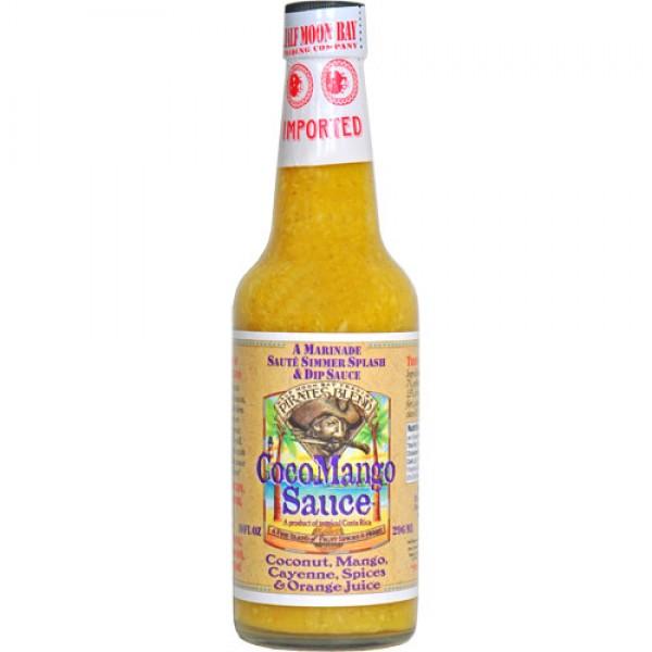 Pirates Coco Mango Curry Sauce