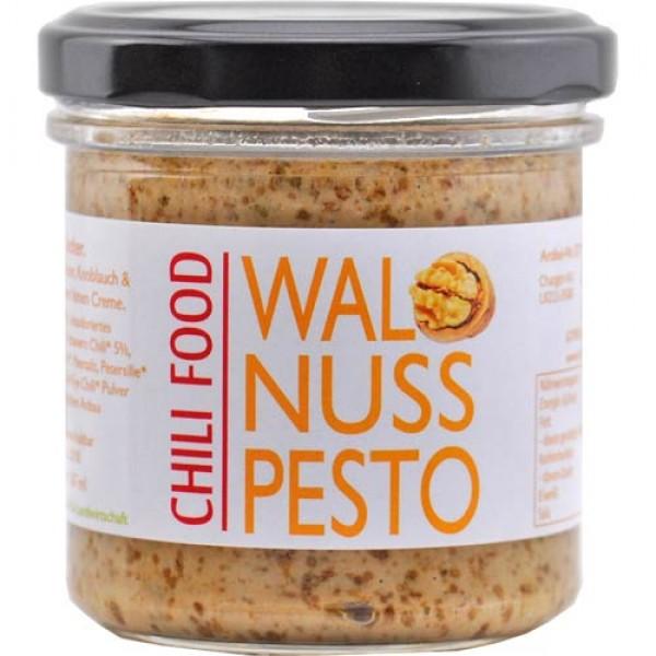 Walnut Pesto with Chili - Organic