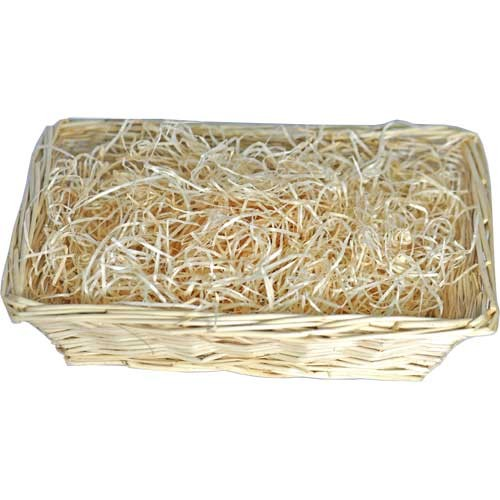 Gift Basket with Wood Wool