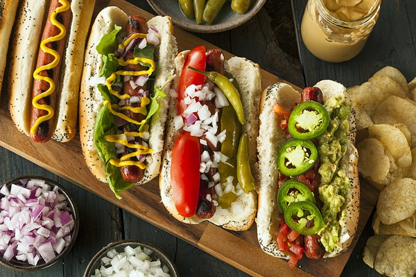 Hot Dogs for Gourmets