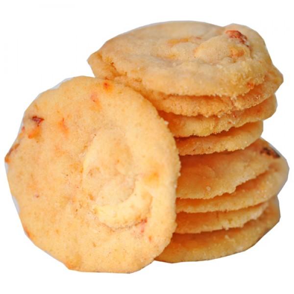 White Chili Chocolate Cookies
