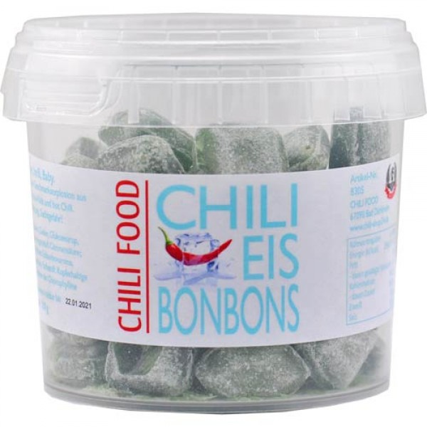 Chili Ice Boiled Sweets
