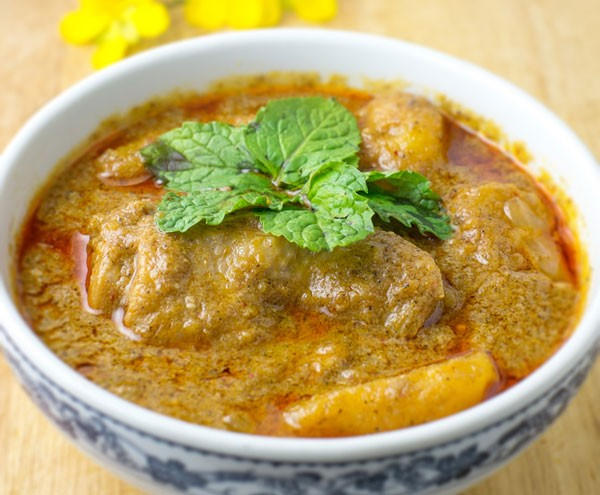 Pork Panang Curry