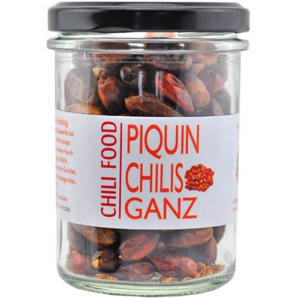 Whole Piquin Chili