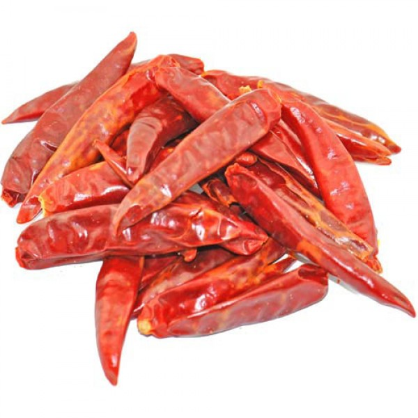 Whole Dried Sichuan Facing Heaven Chillies