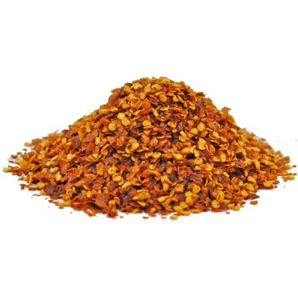 Bird`s Eye Chili Flakes 2-3mm