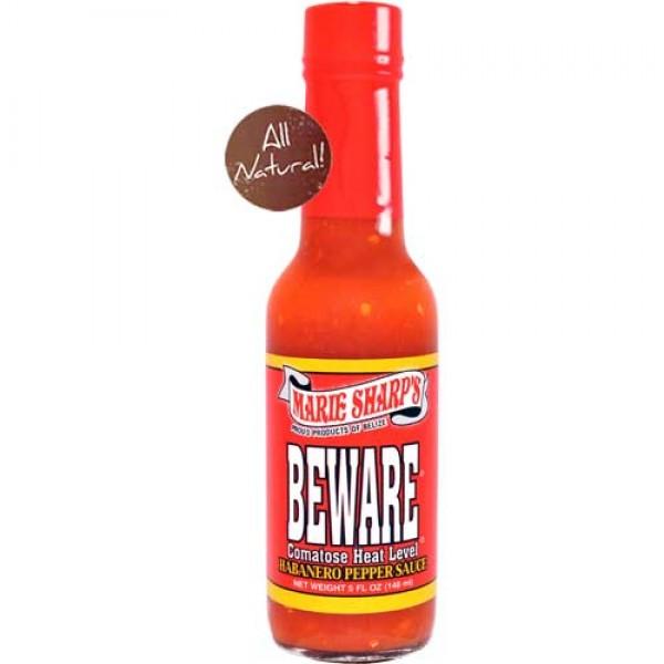 Marie Sharps Beware Sauce
