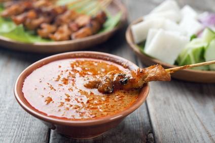 Indonesian Peanut Sauce