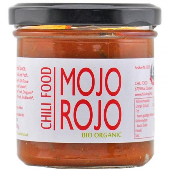 Mojo Rojo Spice Paste - Organic