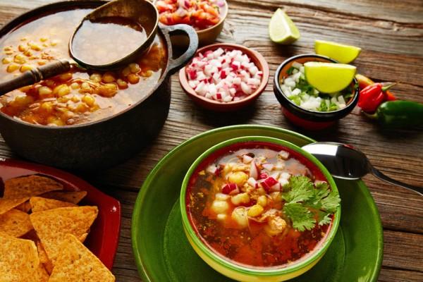 Mexican Pozole / Posole