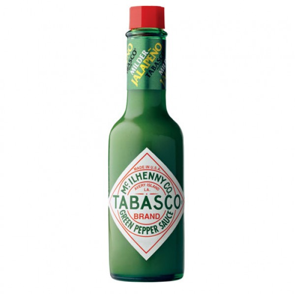 TABASCO Green Pepper Sauce 57ml