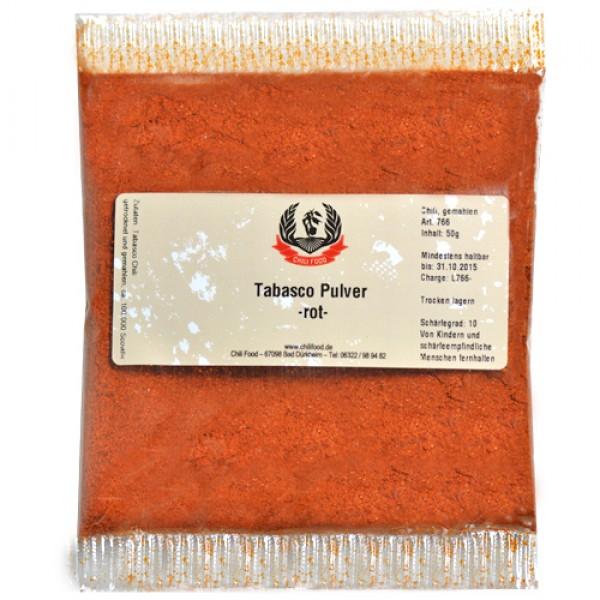 Red Tabasco Chili Powder 1000g