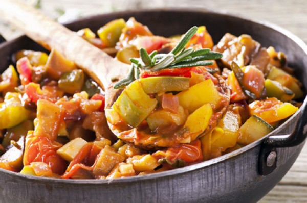 Spicy Ratatouille