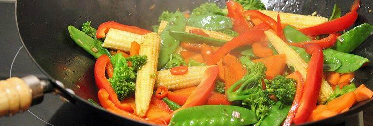 Vegetarian & Vegan with Chili