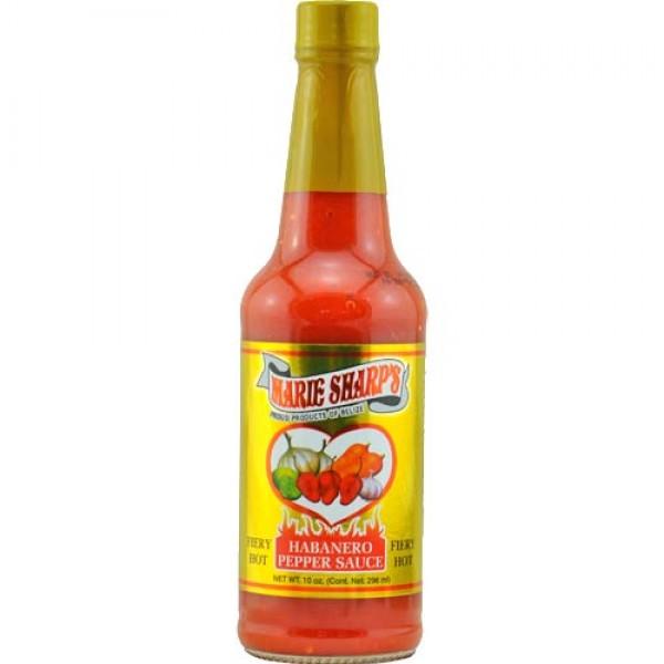 Marie Sharps Fiery Hot Habanero Sauce