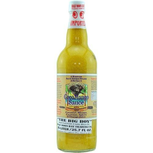Pirates Coco Mango Curry Sauce 0,76 Liter
