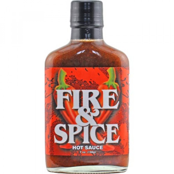 Fire & Spice Chili Sauce