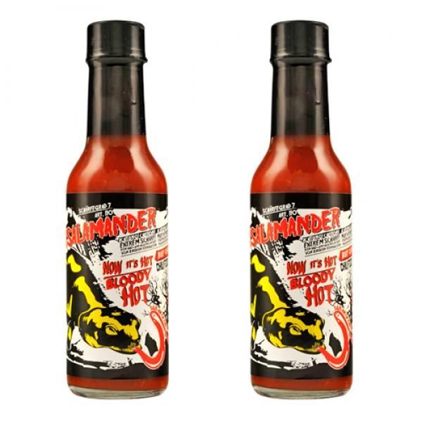 Fire Salamander saver twin pack: 25% discount