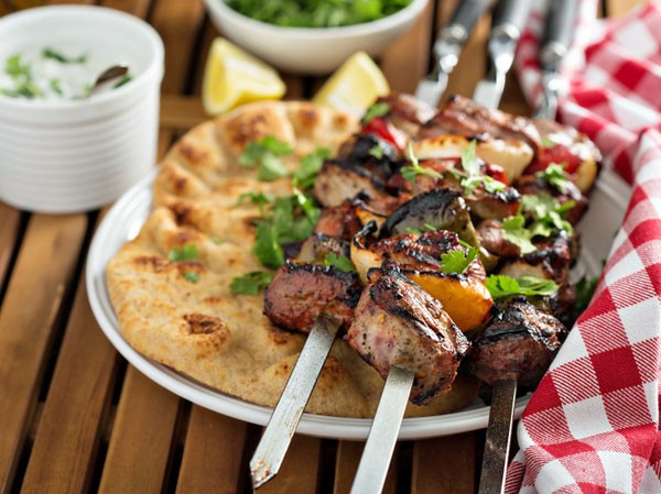 Shish Kebab - Lamb Skewers