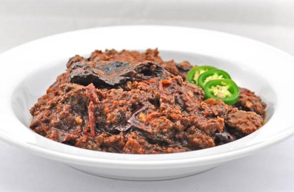 Lamb Chili con Carne