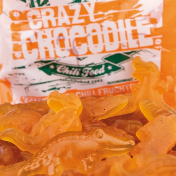 Crazy Crocodile Chili Chews