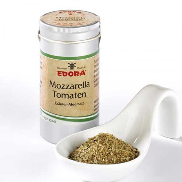 Mozzarella Tomato Herb Sea Salt