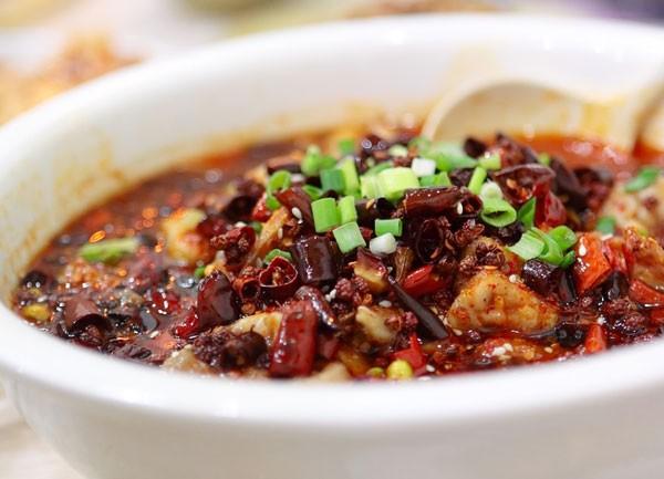 Hot Fish Sichuan Style - Shui Zu Yu