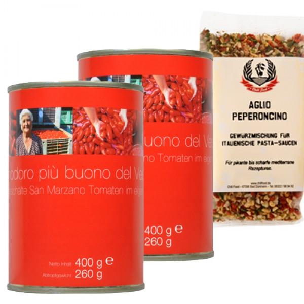 San Marzano Tomato Set