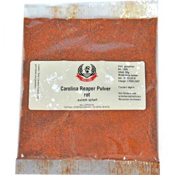 Carolina Reaper Chili Powder 1000g