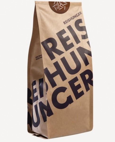 Roter Reis, Bio, 100% sortenreine Premiumqualität von Reishunger, 600g