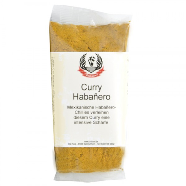 Habanero Curry