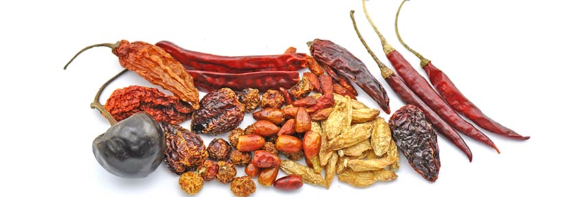 Whole Dried Chillies